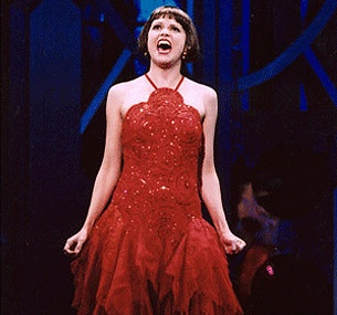 Sutton Foster thoroughly modern millie