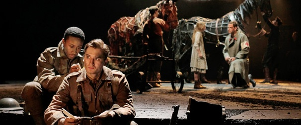 A Galloping First Look at Lincoln Center Theater's Epic War Horse