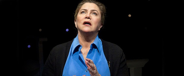 Kathleen Turner on Bringing High to Broadway and Surviving Her Stint as a Sexual Icon