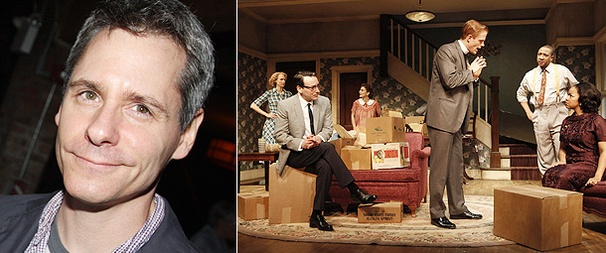 a review of clybourne park a play by bruce norris Winner of both the pulitzer prize and the tony award for best play, clybourne park is a razor-sharp  playwright bruce norris set up clybourne park as a pair of.