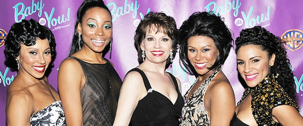 It's Their Party! Beth Leavel and the Baby It's You! Company Celebrate Opening Night