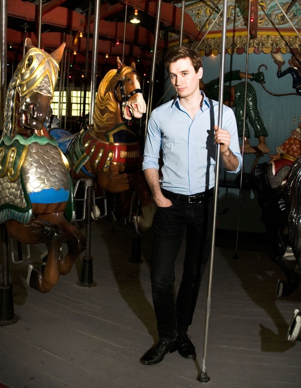 Seth Numrich on His Amazing Broadway Debut Season, from Merchant to War Horse