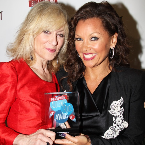 Lombardi's Judith Light Reunites With Ugly Betty Co-Star Vanessa Williams After Audience Choice Win