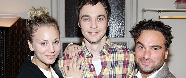 The Big Bang Theory Cast and More Stop By The Normal Heart