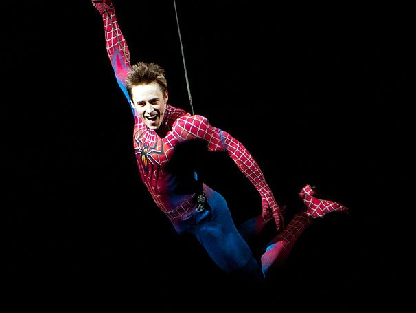 False Starts! Cast Injuries! New Storylines! Retracing Spider-Man's Journey to Broadway
