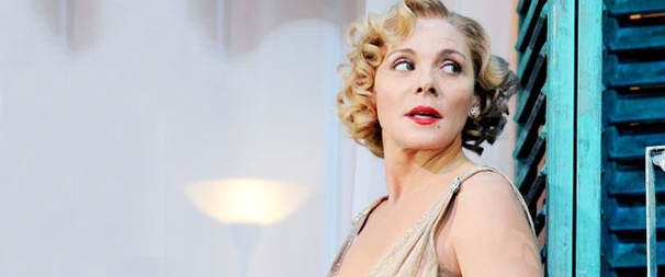 Kim Cattrall and Paul Gross Sign On for Broadway Revival of Noel Coward's Private Lives