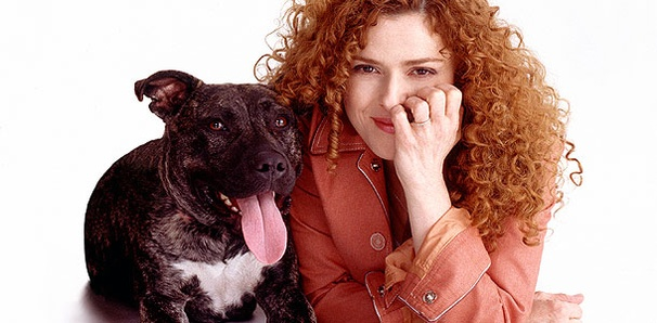 Broadway Barks Co-Founder Bernadette Peters Kicks Off New Series on Broadway Pets!