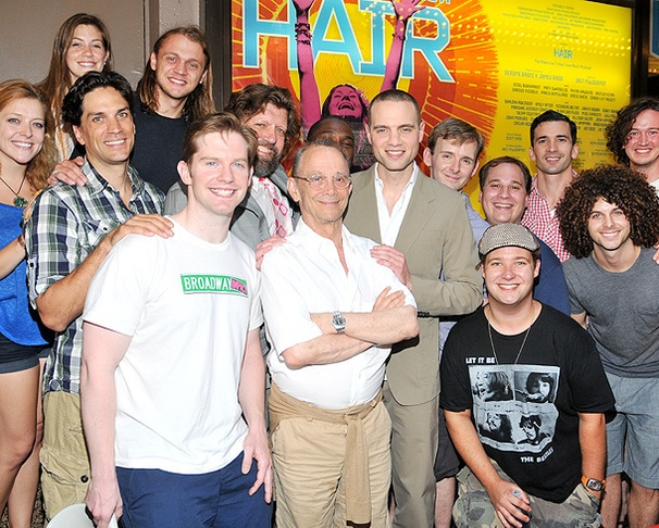 Same-Sex Couples to Get Married on Hair Set at St. James Theatre on July 25