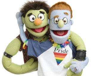 Gay Marriage Comes to Avenue Q! Puppets Rod and Ricky to Wed