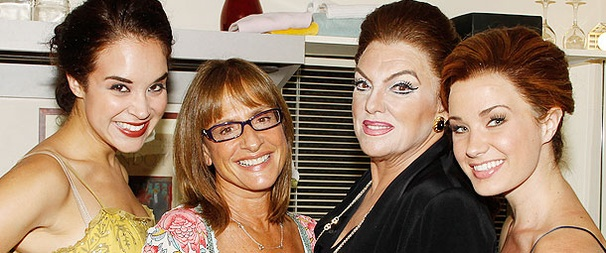 Diva Alert! Patti LuPone Spends an Evening With Tyne Daly at Master Class
