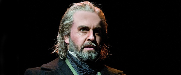 Opera Star Alfie Boe on Crossing Over to Play Jean Valjean in London's Les Miserables