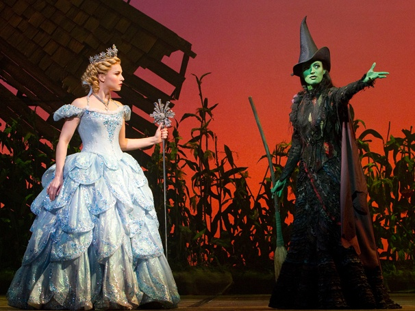 Broadway Grosses: Wicked Flies Back Into the Top Spot