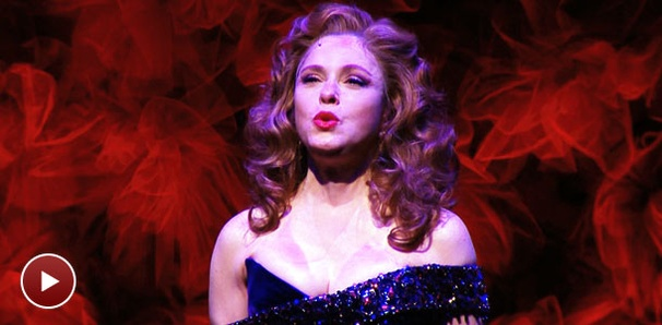 Exclusive! Video Footage of Bernadette Peters and the Broadway Babies of Sondheim's Follies 