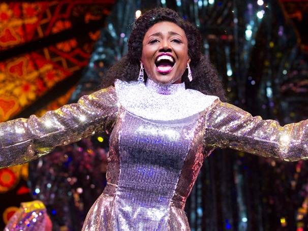 Patina Miller on Settling into Sister Act, Her Mixology Background and BFF Jonathan Groff