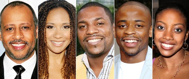 Tracie Thoms, Dulé Hill, Mekhi Phifer, Ruben Santiago-Hudson & Condola Rashad Headed to Broadway in Stick Fly