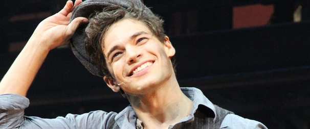 Hot Off the Presses! Jeremy Jordan & Co-Stars Celebrate Newsies' Opening Night