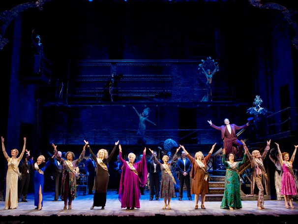 Follies Cast Recording, Featuring Bernadette Peters and Jan Maxwell, Sets Release Date