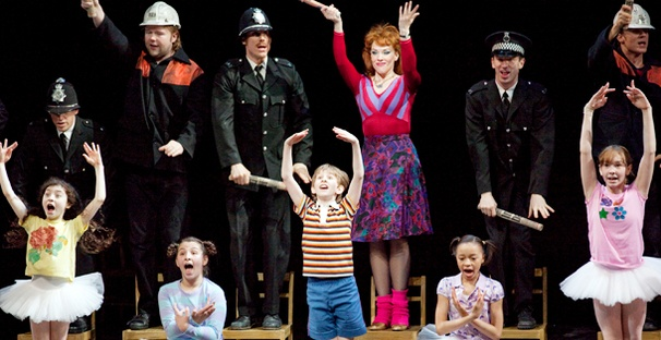 Billy Elliot Signs Off