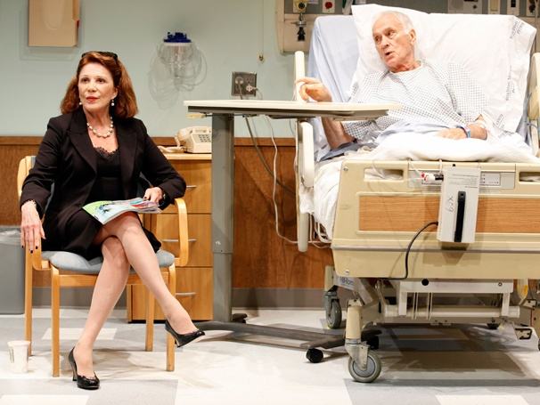 Nicky Silver's The Lyons, Starring Linda Lavin and Dick Latessa, Opens at the Vineyard Theatre