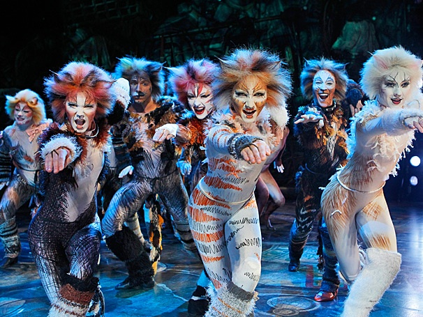 Andrew Lloyd Webber's Cats Prowls into Madison