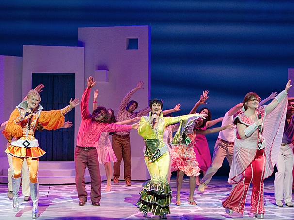 ABBA Musical Mamma Mia! Opens in Minneapolis