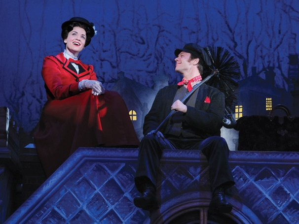 It's a Jolly Holiday! Mary Poppins Opens in Calgary