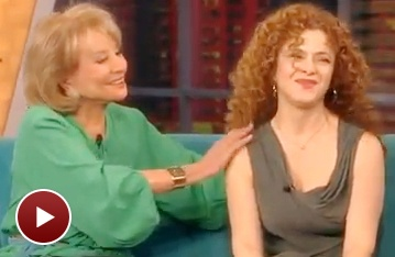 Bernadette Peters Talks First Love and Follies on The View 
