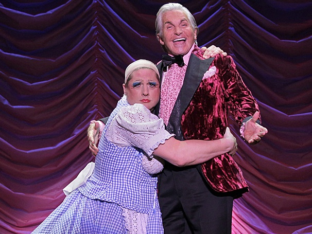 Tickets Now on Sale in San Antonio for La Cage aux Folles, Starring George Hamilton and Christopher Sieber