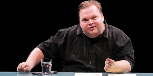 Mike Daisey's Solo Show The Agony and the Ecstasy of Steve Jobs Extends Off-Broadway