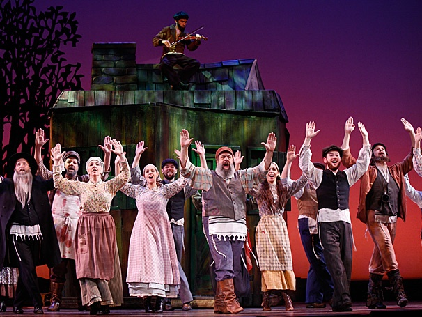 The Tradition Continues as Fiddler on the Roof Opens in Louisville