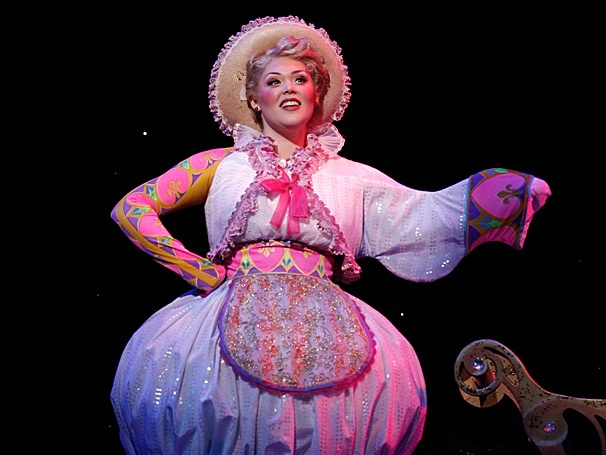 Beauty and the Beast's Julia Louise Hosack on Playing Mrs. Potts and Receiving Wise Advice From Her Many Chips