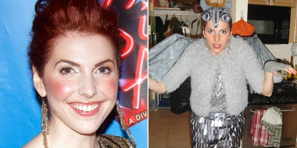 Sister Act's Marla Mindelle Can Make Anything Slutty on Halloween