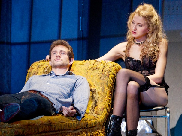 It's Opening Night for Nina Arianda and Hugh Dancy in Venus in Fur
