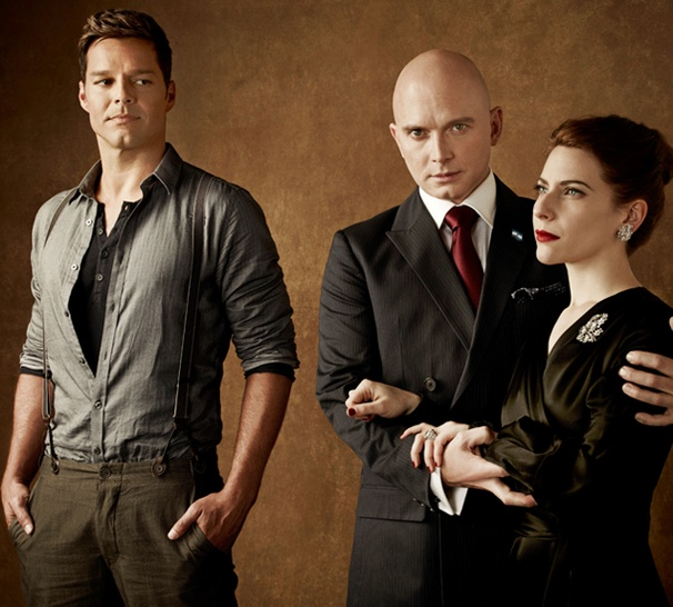 A New (Broadway) Argentina! First Look at Ricky Martin, Elena Roger & Michael Cerveris in Evita