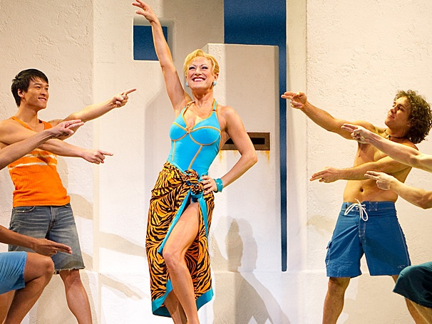 Mamma Mia!'s Alison Ewing Offers Tips on Staying Fit on Tour and Weighing Luggage