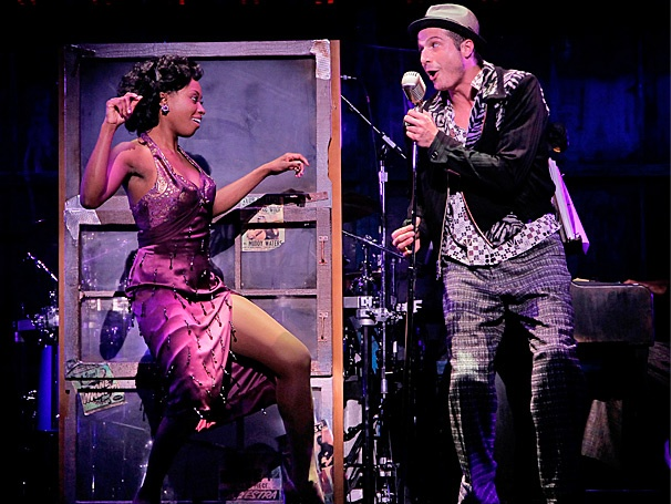 Turn Up That Dial! Memphis Begins Performances in Louisville