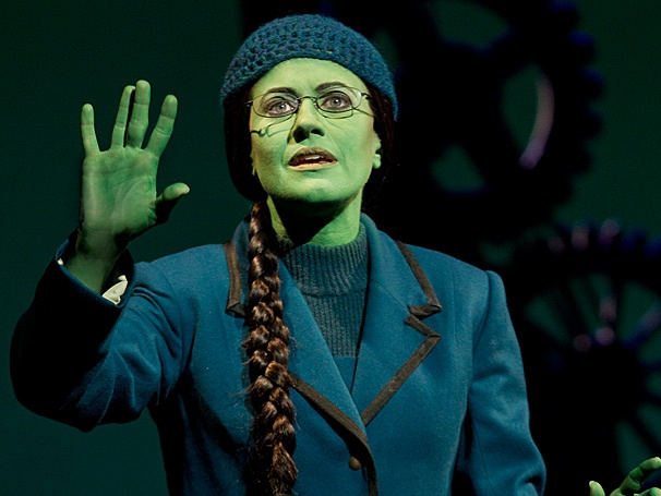 Smash Hit Musical Wicked Flies Into Portland