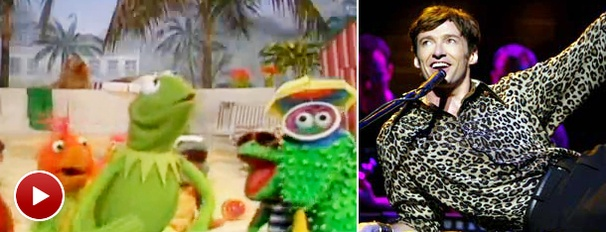 Muppet Movie Countdown! The Muppets Tackle Hugh Jackman Favorite 'I Go to Rio'