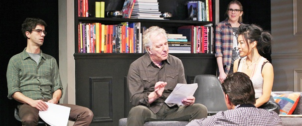 Take a First Look at Alan Rickman as a Fearsome Literary Lion in Seminar