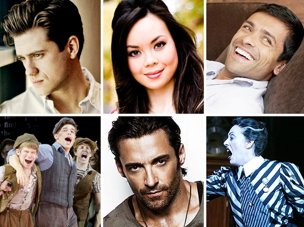 Aaron Tveit Is Going Straight, Anna Maria Perez de Tagle Is a Thief & More Lessons of the Week