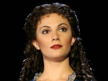 Trista Moldovan Tapped to Play Christine in The Phantom of the Opera