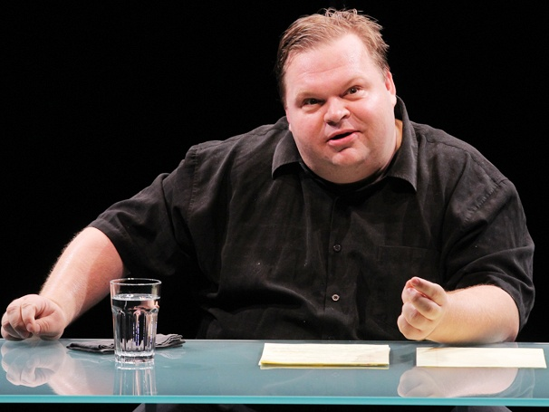 Mike Daisey's The Agony and the Ecstasy of Steve Jobs Gets Return Engagement at Public Theater
