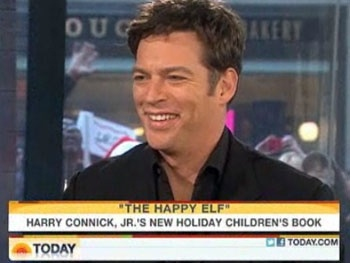 Harry Connick Jr. Talks Up On a Clear Day on Today