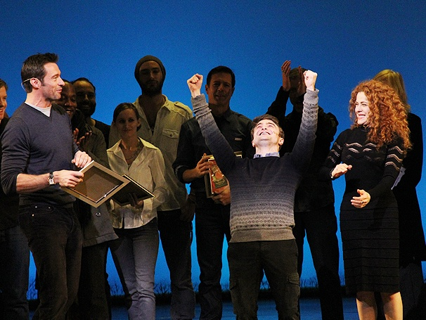 Daniel Radcliffe, Hugh Jackman & More Make the 2011 Gypsy of the Year an Event to Remember 
