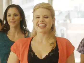 Casting Call! Meet the Stars of Smash: Megan Hilty as Ivy Lynn