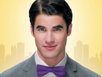 Glee Star Darren Criss Begins Run in How to Succeed in Business Without Really Trying