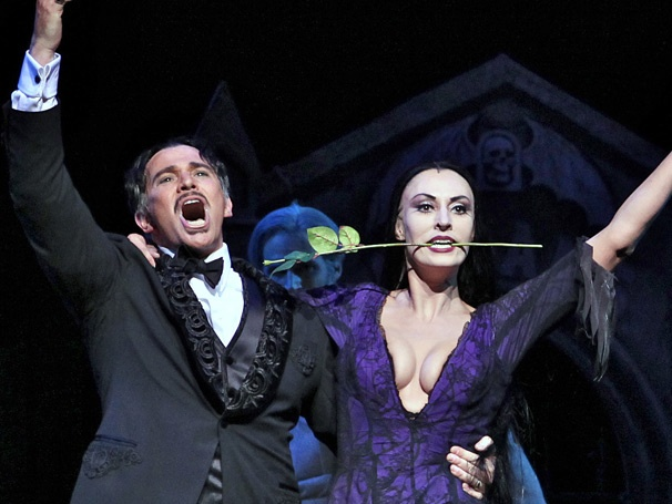 Douglas Sills on Touring in a Dramatically Different Addams Family and His Chemistry with Stage Wife Sara Gettelfinger