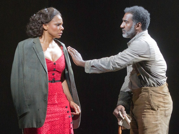 A First Look at Broadway's Porgy and Bess, Starring Audra McDonald and Norm Lewis