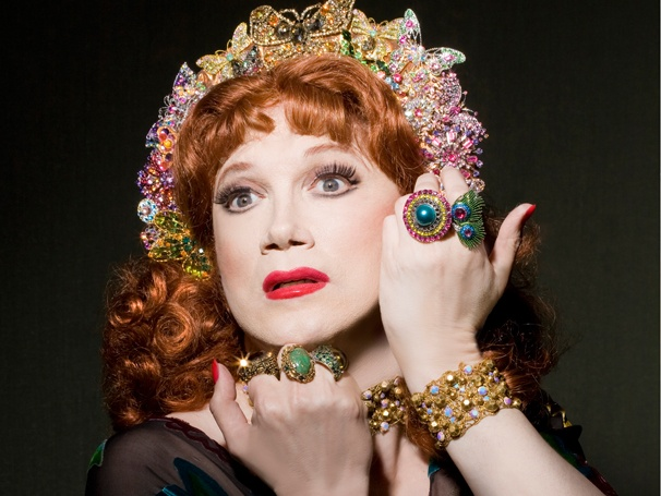 Charles Busch Heads to Theater for the New City in Judith of Bethulia