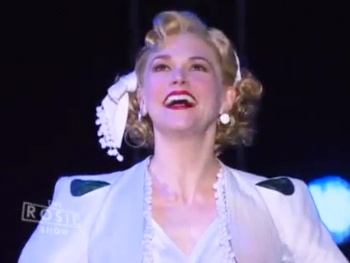 Watch Anything Goes Stars Sutton Foster, Joel Grey and Colin Donnell on The Rosie Show